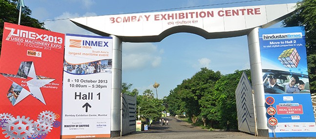 Bombay Convention & Exhibition Centre (BCEC)